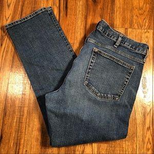 Old Navy Skinny medium wash stretch Jean 38 x 30